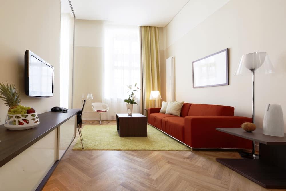 Studio - Phòng khách