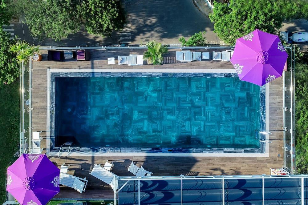 頂樓游泳池
