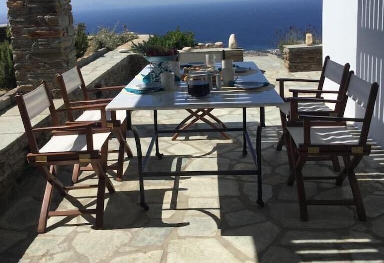 Blue Azur Deluxe Villa, Tinos, Deluxe Villa, Multiple Beds, Non Smoking, Terrace/Patio