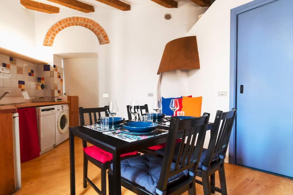 Apartemen, 1 kamar tidur - Tempat Makan Di Kamar