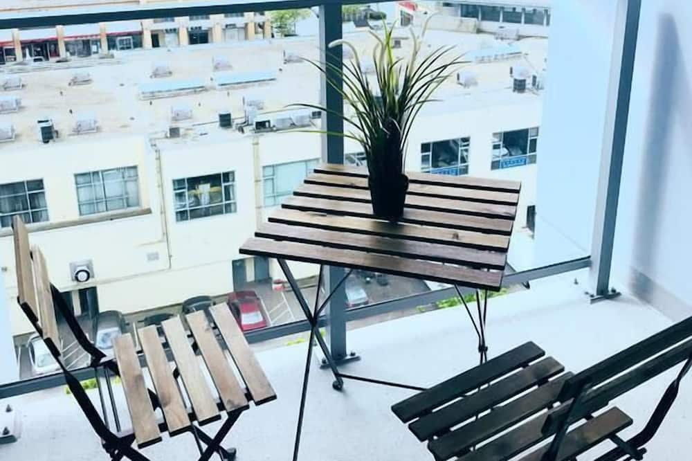 Basic Apart Daire - Balkon