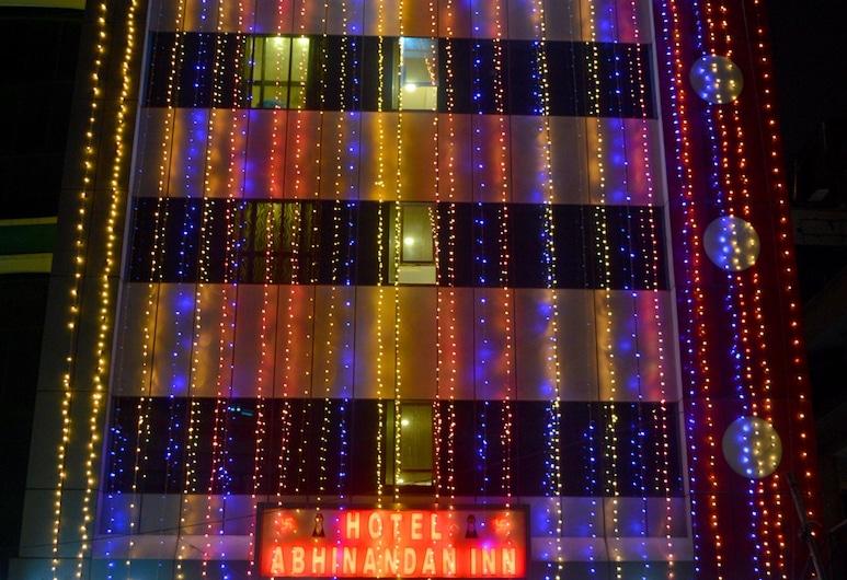 Hotel Abhinandan Inn Jaipur, Jaipur, Fachada do hotel