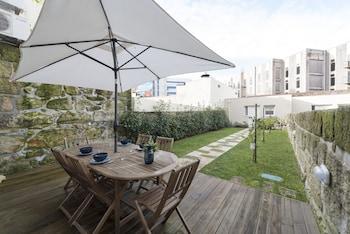 波多甜蜜波爾圖博阿維斯塔環島公寓飯店的相片