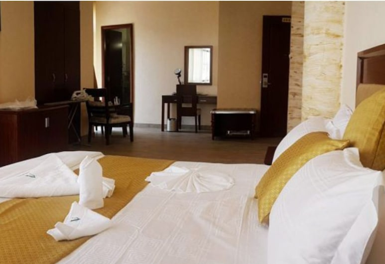 Naky Hotel, Bahir Dar, Chambre Deluxe, Chambre