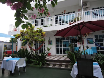 Foto van Apartamentos La Hermosa in San Andres