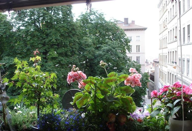 Chambres Les Soyeuses, Lyon, Hotelli territoorium