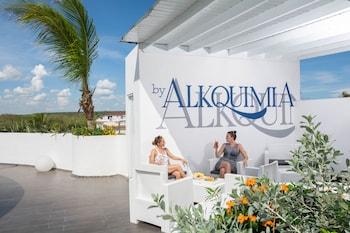 Fotografia do Alkquimia Hotel Lounge and Bar em San Rafael del Yuma