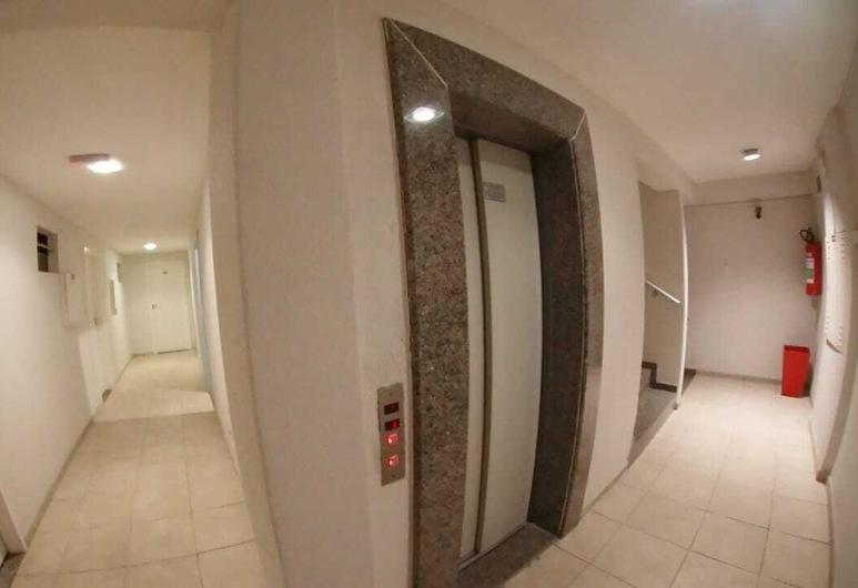 Treviso Apart Hotel Ltda ME, Linhares, Pastato dizainas