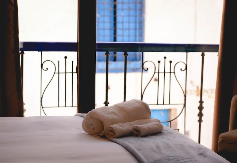 Cooper Hotel Boutique, Cusco, ห้องดีลักซ์ดับเบิล, 1 ห้องนอน, ระเบียง, วิวเมือง, ระเบียง