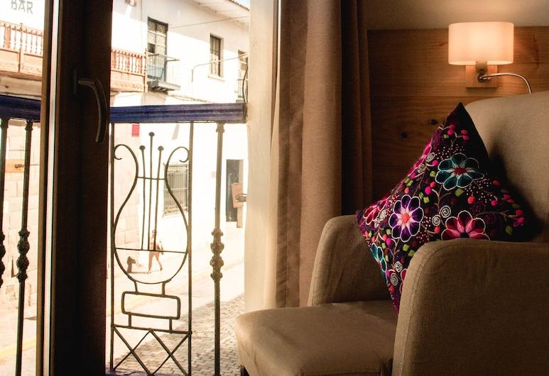 Cooper Hotel Boutique, Cusco, Deluxe Room, 1 Queen Bed, Guest Room View