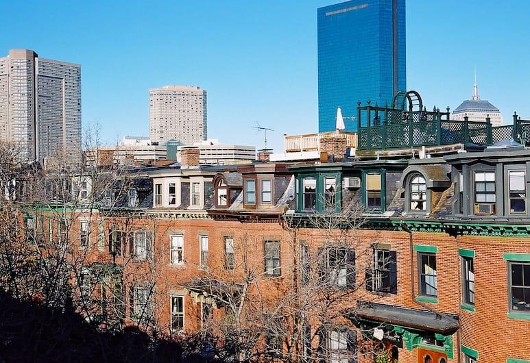 Encore Bed & Breakfast, Boston, Blick vom Hotel