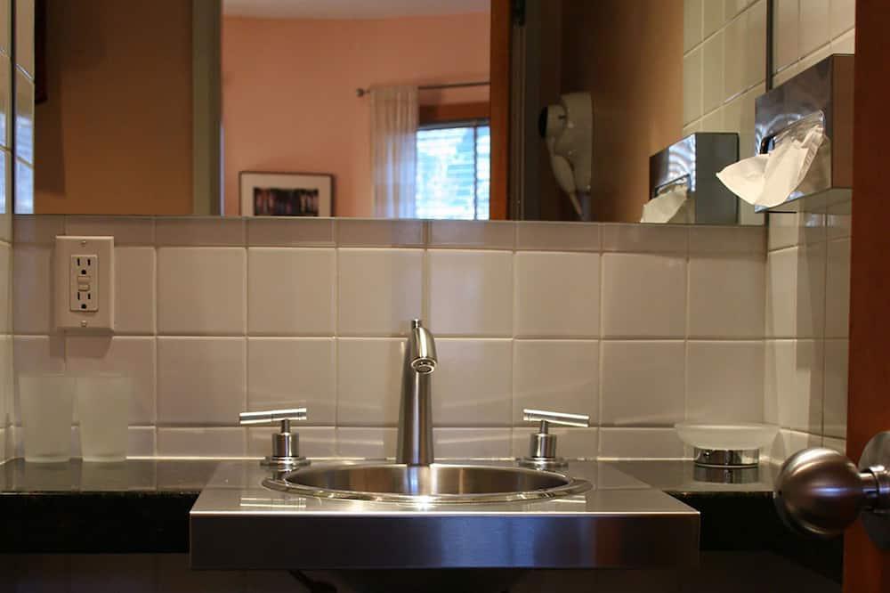 ห้องคลาสสิกดับเบิล - อ่างล้างมือ
