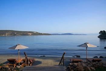Fotografia do 100 Rizes Seaside Resort- Small Luxury Hotels of The World em East Mani