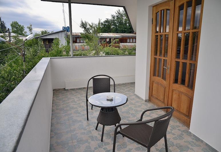 Center Villa Kutaisi, Kutaisi, Quarto Básico, 1 cama de casal, Vista Cidade, Varanda