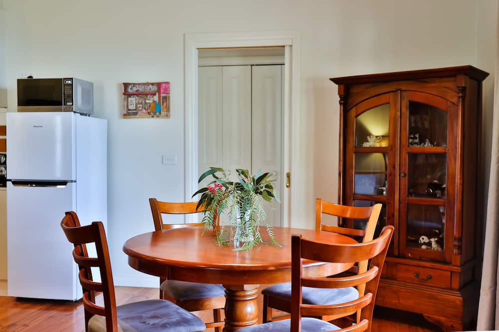 Hus, 2 queensize-senger, ikke-røyk - Bespisning på rommet