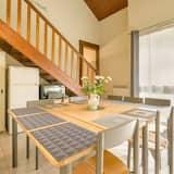 Kotedža, četras guļamistabas - Numura ēdamzona
