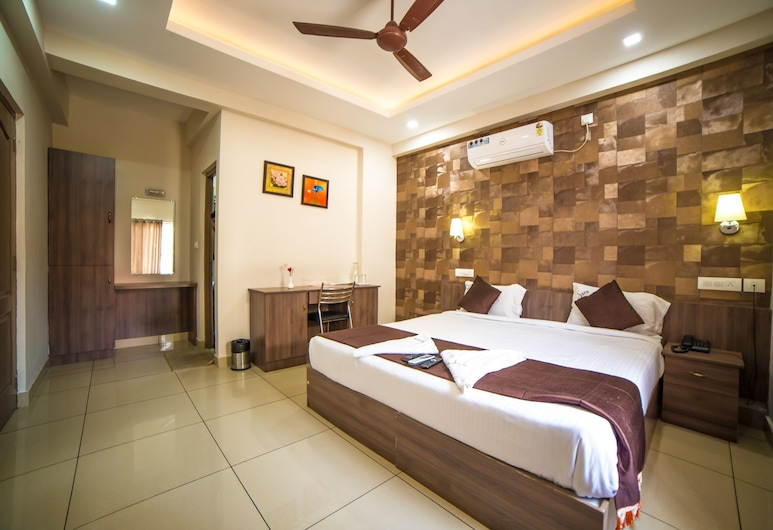 Spring Field Billets, Kochi, Deluxe Double or Twin Room (AC), Guest Room
