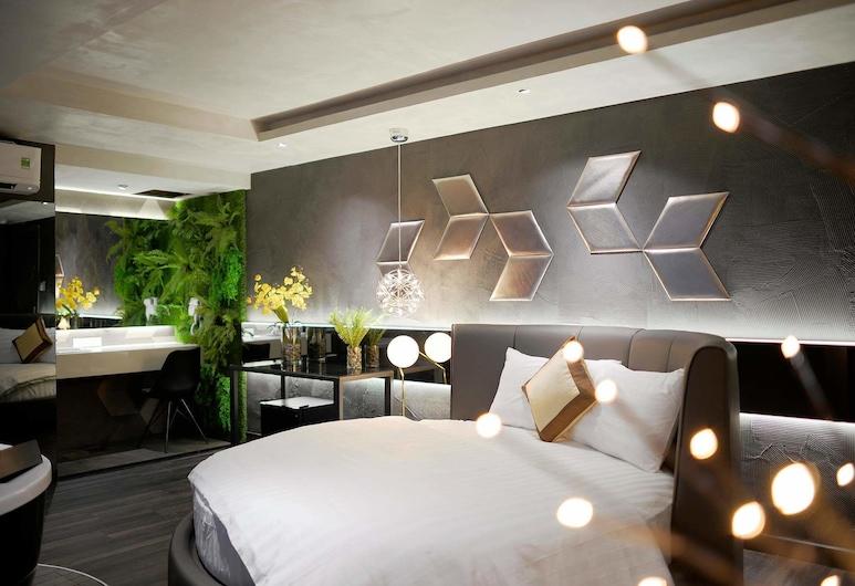 โรงแรมโบนิตา ซิกเนเจอร์, โฮจิมินห์, ห้องซิกเนเจอร์, ห้องพัก