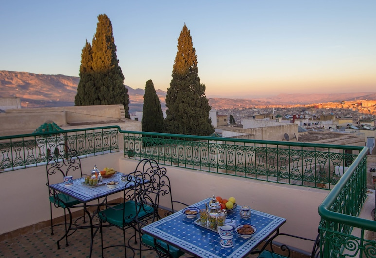 Riad Dar Fes Tresor, Fes, Terrace/Patio