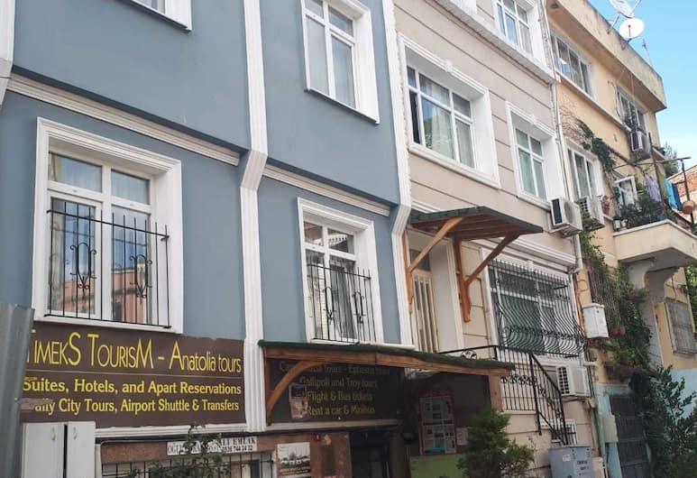 تيمكس أبارت, إسطنبول