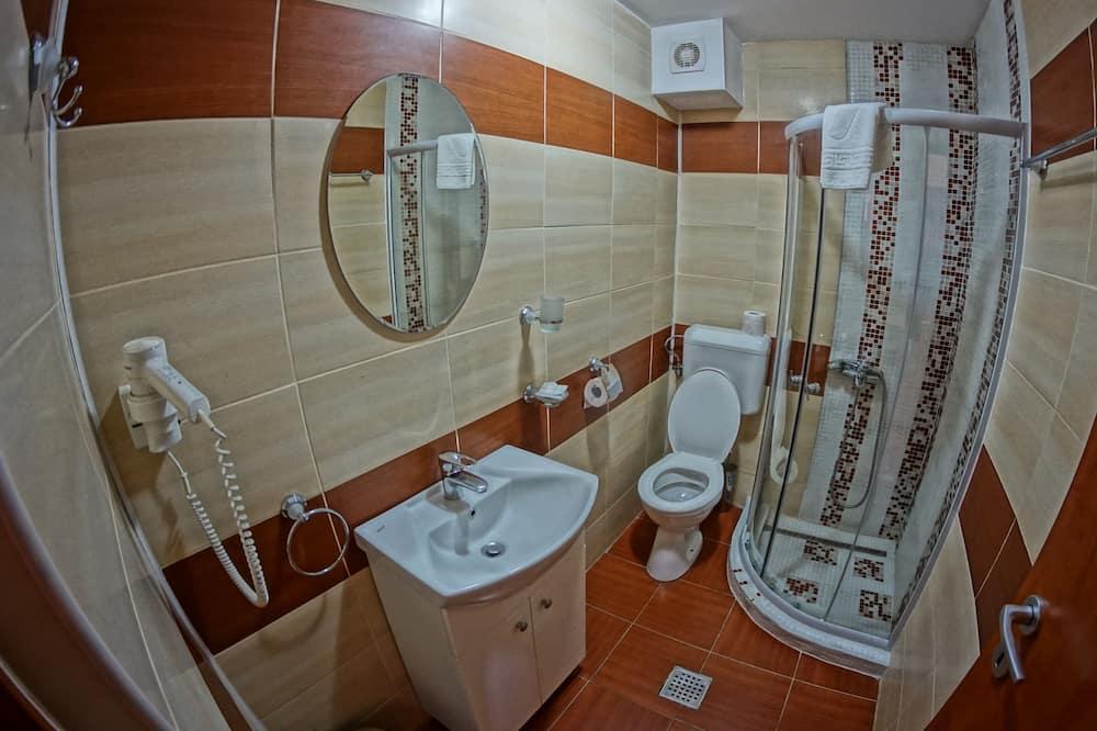 Dobbeltværelse - ikke-ryger (or triple room) - Badeværelse