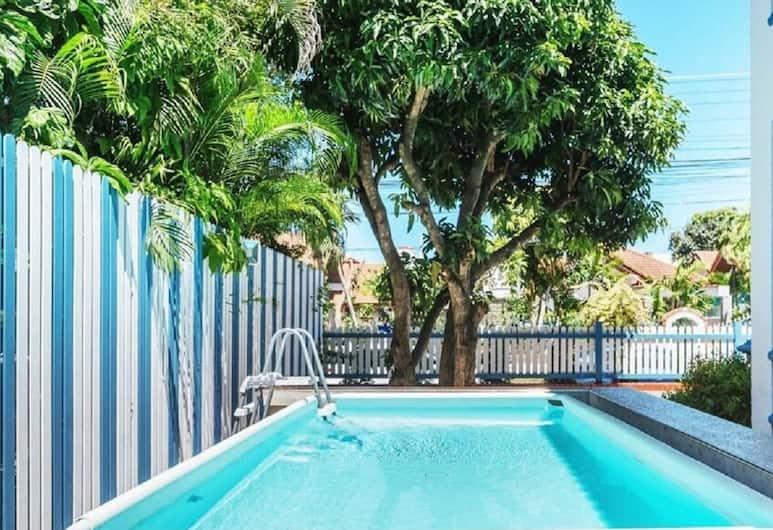 塔萊杰泳池別墅酒店, 芭堤雅, 室外泳池