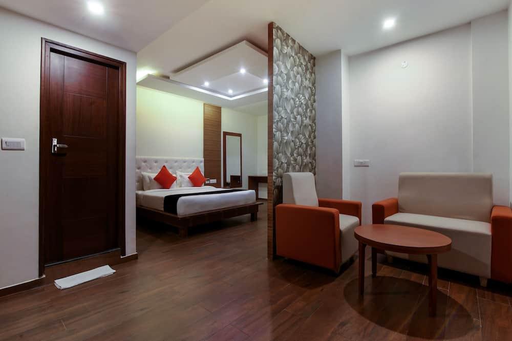 Numeris, 1 didelė dvigulė lova - Svečių kambarys