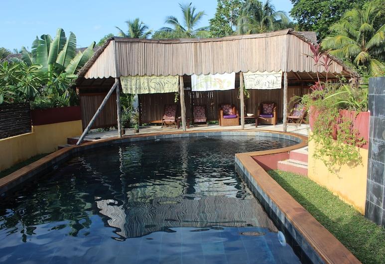 Hôtel Ambalamanga, Nosy Be, Pool