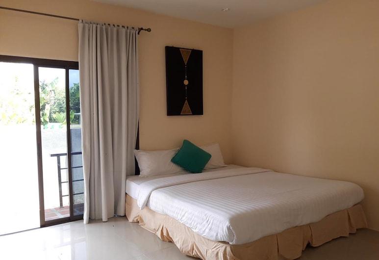 클래식 홈, Choeng Thale, 디럭스 더블룸, 객실