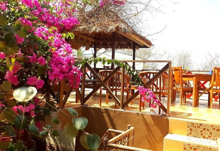 Cozy Corner, Gili Trawang, Terrace/Patio