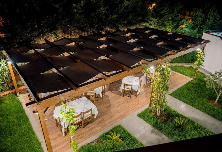 Hotel Cilentiamoci, Centola, Restaurante al aire libre