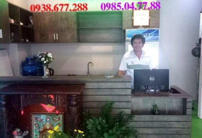 95 Lam Son Hotel, Ho Chi Minh City, Reception