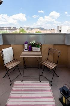 Foto Grand Budapest Penthouse di Budapest