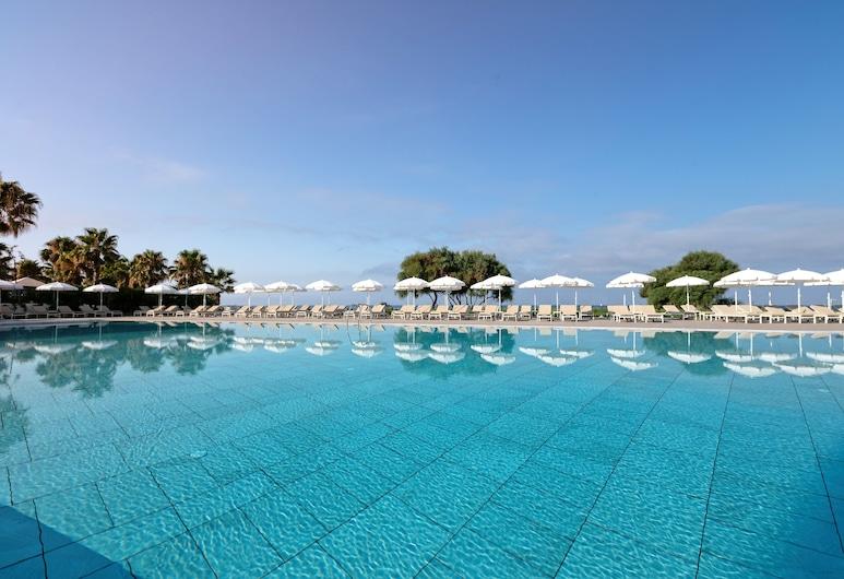 The Ivi Mare - Designed for Adults, Geroskipou, Açık Yüzme Havuzu