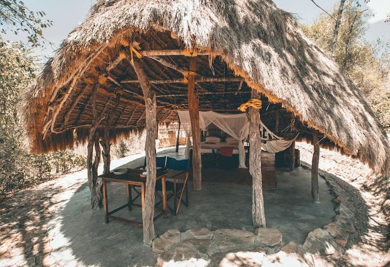 Wami River Bush Retreat - Kisampa, Saadani, Bungalow – basic, Rom
