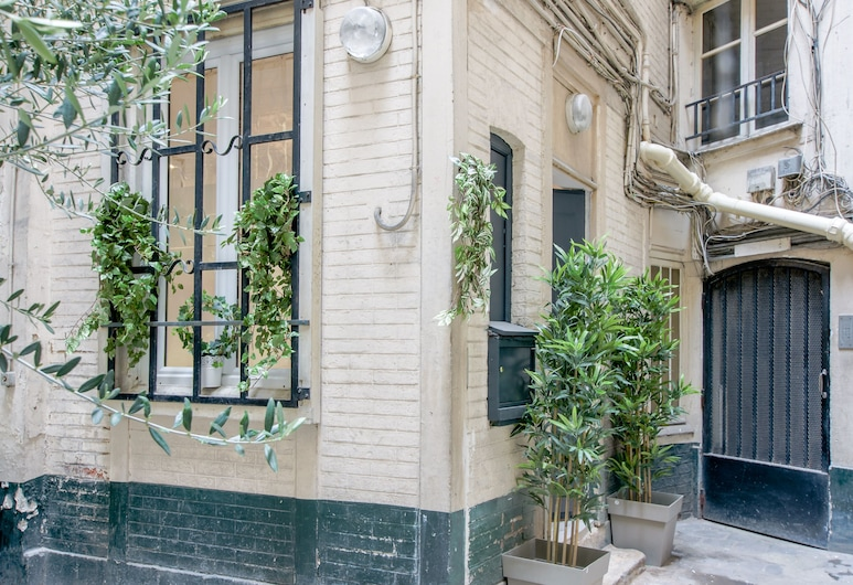 25 - 驚奇蒙特格爾工作室酒店, 巴黎, 住宿範圍