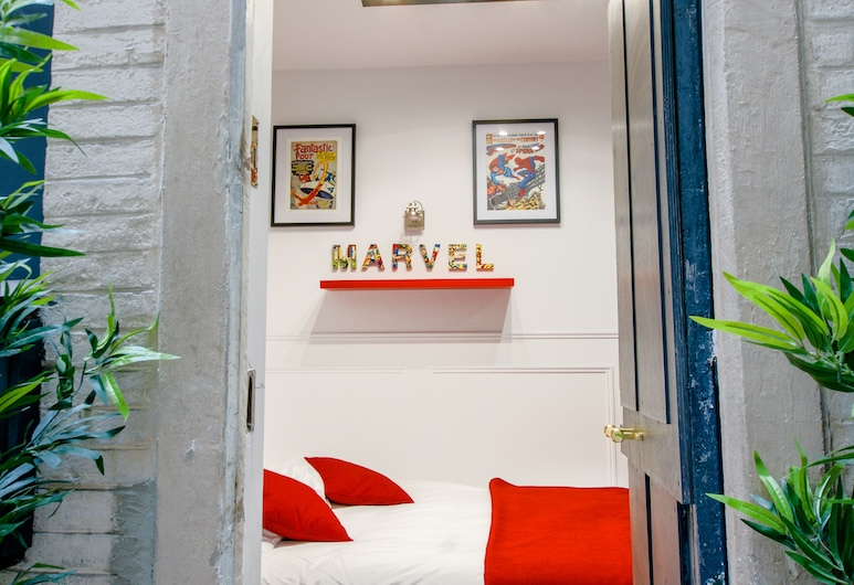 25 - Atelier Marvel Montorgueil, Paříž