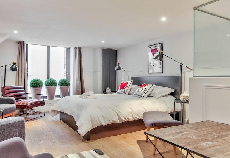 31 - Atelier Keith Harings, Παρίσι, Διαμέρισμα, 2 Υπνοδωμάτια, Δωμάτιο