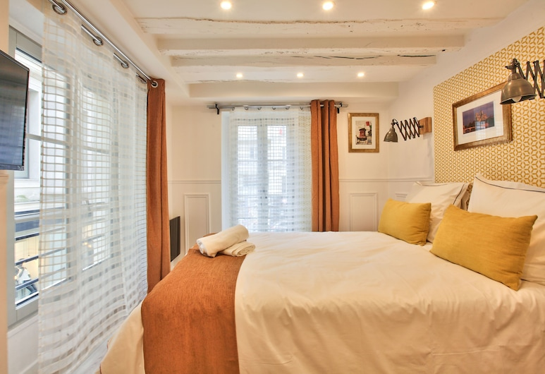 42 - Luxury Flat, Paris, Apartment, 2 Bedrooms, Room