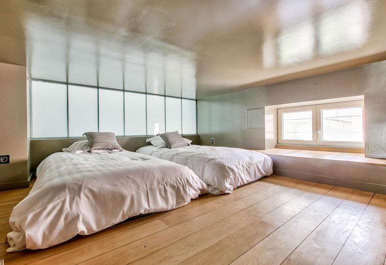 45 - Atelier Paris Buttes Chaumont, Paris, Apartment, 2 Bedrooms, Room