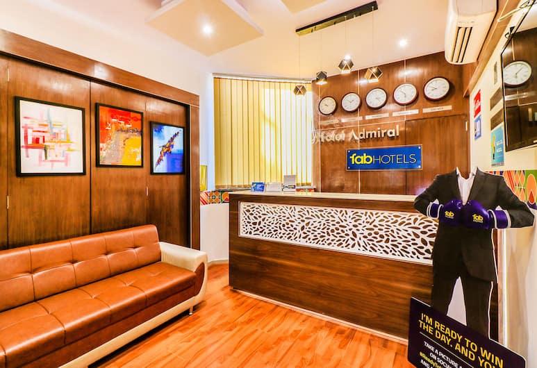 FabHotel Admiral Andheri, Mumbai, Reception
