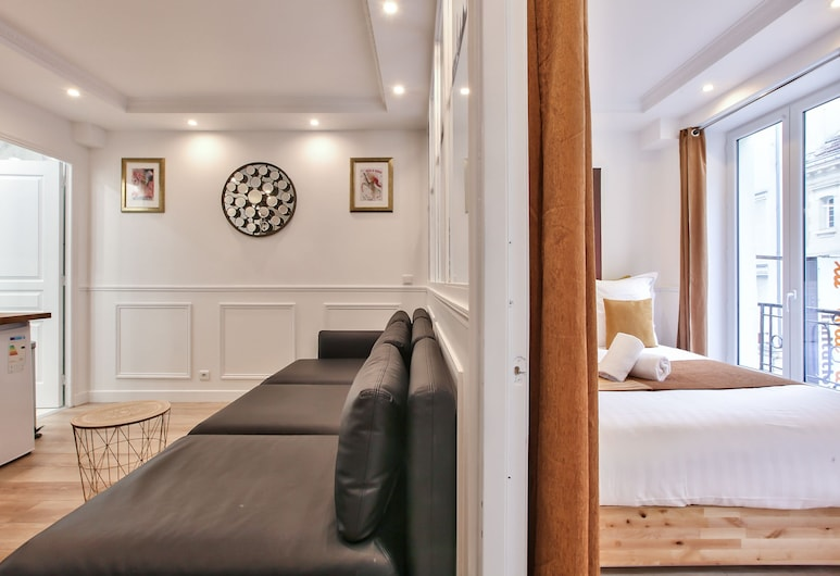 65 - French Cancan Saint-Denis, Παρίσι, Διαμέρισμα, 1 Υπνοδωμάτιο, Δωμάτιο