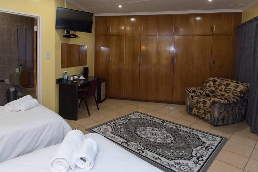 Pokoj Comfort s dvojlůžkem - Obývací pokoj