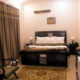 חדר משפחתי זוגי, מיטת קינג - חדר אורחים