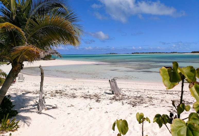 Green Turtle Cay by TechTravel, Green Turtle Cay, Comfort Bungalow, 1 Bedroom, Kitchen, Beachfront, Beach