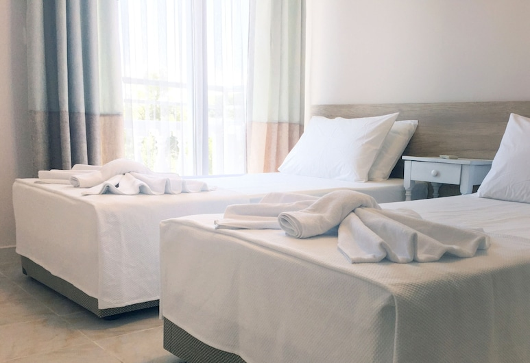 Kaizen Gate Hotel, Fethiye, Comfort Twin Room, Balcony, Guest Room