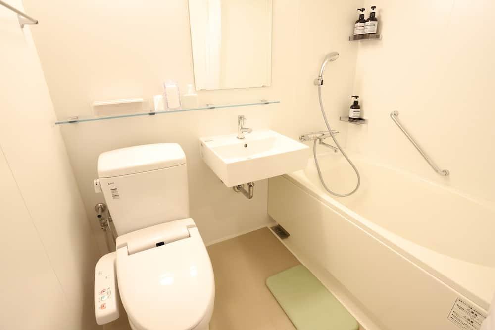 Superior Twin Room (Age7-12\2000,0-6free usingexisted bed) - Bilik mandi