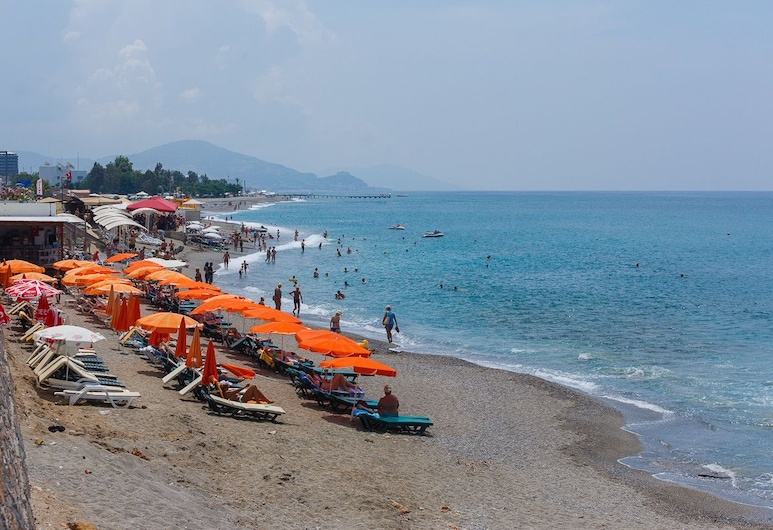 King As Hotel - All Inclusive, Alanya, Praia