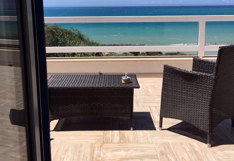 Casa Vacanze Il Tucano, Agrigento, Panoramic Room, 1 Queen Bed, Sea View, Sea Facing, Guest Room