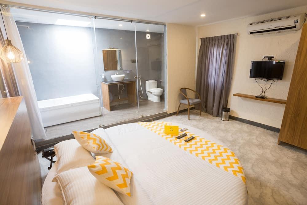 豪華雙人房, 1 張標準雙人床, 非吸煙房 - 客房